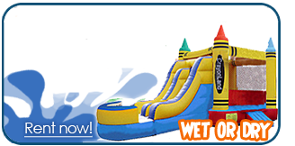 salt lake city utah inflatable bounce house slide rentals