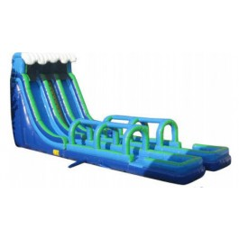 24ft Mammoth Wave Dual Lane Slip n Slide (Wet Only)