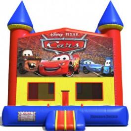 Cars Bounce House