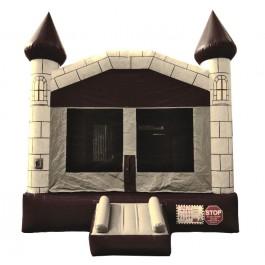 (A) Castle Brown Bounce House