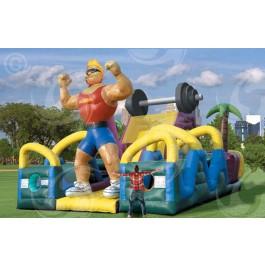 iron man obstacle