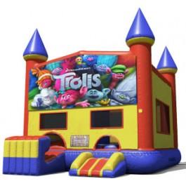 Trolls Bounce Slide combo