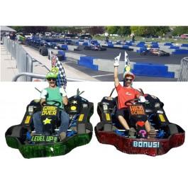 FastKart Mobile Go Cart Course