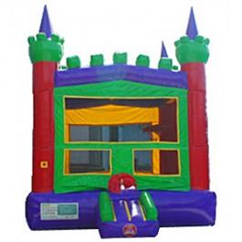 (A) Modular Castle Bounce House