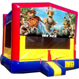 Ice Age Bounce House
