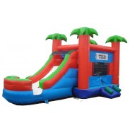 Paradise Econo Bounce Slide combo (Wet or Dry)