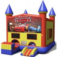 Cars Bounce Slide combo