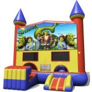 Shrek Bounce Slide Combo