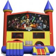 Star Wars Bounce Slide combo