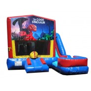 Good Dinosaur 7n1 Bounce Slide combo (Wet or Dry)