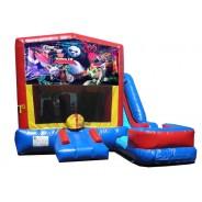 Kung Fu Panda 7N1 Bounce Slide combo (Wet or Dry)