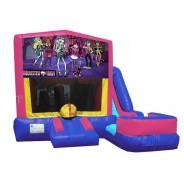 Monster High 7N1 Bounce Slide combo (Wet or Dry)