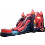 Princess Castle 2 Lane combo (Wet or Dry)