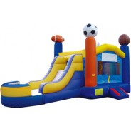 Sports Econo Bounce Slide combo (Wet or Dry)