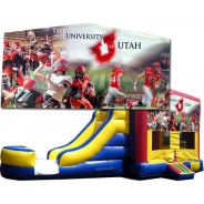 University of Utah Utes 2 Lane combo (Wet or Dry)