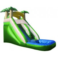 16ft Tropical Wet Only Slide