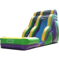 18ft Wild Rapids Wave Water Slide
