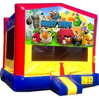 Angry Birds Bounce House