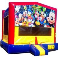 Mickey & Friends Bounce House