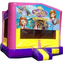 Sofia the First Bounce House