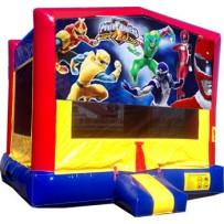 Power Rangers Bounce House