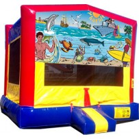 Seaside Bounce House