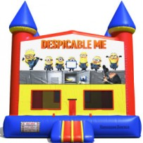 Despicable Me / Minions Bounce House