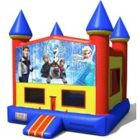 Frozen Bounce House