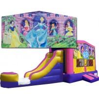 Disney Princess Bounce Slide combo (Wet or Dry)