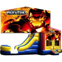Iron Man Bounce Slide combo (Wet or Dry)