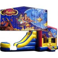 Aladdin Bounce Slide combo (Wet or Dry)