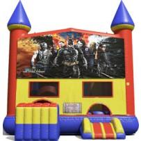 Batman Bounce Slide combo