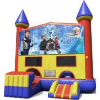 Frozen Bounce Slide combo
