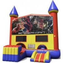 Spider-Man Bounce Slide combo