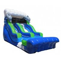 18ft Flipper Dipper Wet/Dry Slide