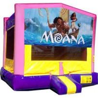 Moana Bounce House