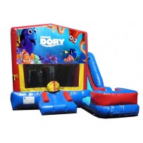 Finding Dory 7N1 Bounce Slide combo (Wet or Dry)