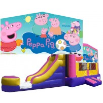 Peppa Pig 2 Lane combo (Wet or Dry)