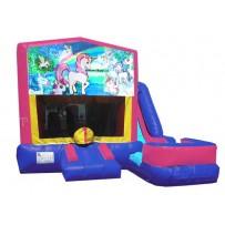 Unicorn 7n1 Bounce Slide combo (Wet or Dry)