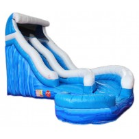 24ft WaveRunner Curve Wet/Dry Slide