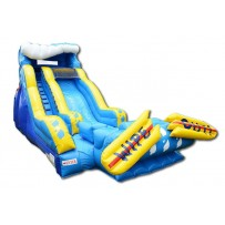 24ft Wipe Out Wet/Dry Slide