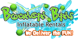 Las Vegas inflatable rentals - slides, bounce houses, obstacle courses, water slides