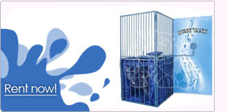 dunk tank rentals las vegas nevada water games