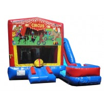 Circus 7n1 Bounce Slide combo (Wet or Dry)