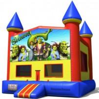 Shrek Castle Bounce House