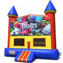 Trolls Bounce House