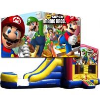 Mario Bros. 2 Lane combo (Wet or Dry)