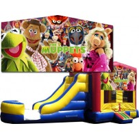 Muppets 2 Lane combo (Wet or Dry)