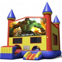 Hulk Bounce Slide combo (Wet or Dry)