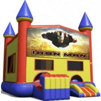 Iron Man Bounce Slide combo (Wet or Dry)